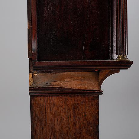 Golvur, england, 1700-talets andra hälft.