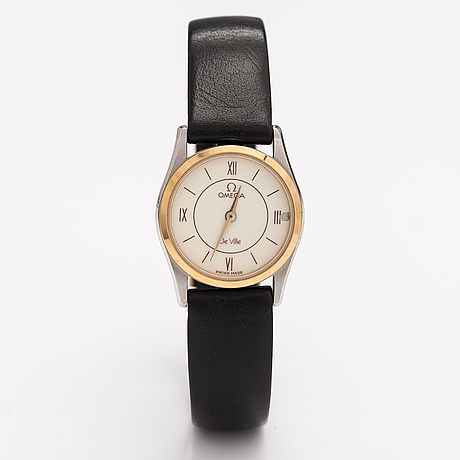 Omega, de ville, armbandsur, 23 mm.