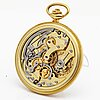 Jaeger-lecoultre, pocketwatch, 46 mm.