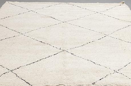 Matta, marocko, ca 345 x 255 cm.