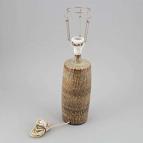 Gunnar nylund, a 'rubus' table lamp.