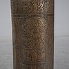 A umbrella stand from around the year 1900.