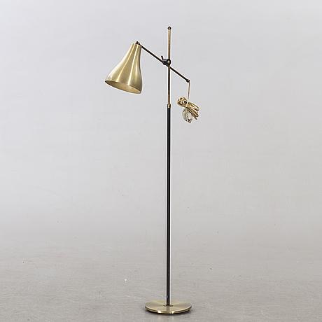 Golvlampa 1900-talets mitt.