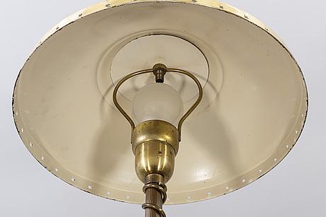 Bordslampa danmark 1900-talets mitt.