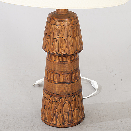 Bordslampa italien 1960-tal.