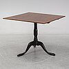 FÄllbord, 1800-talets första hälft.