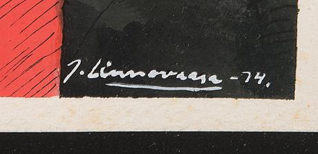 """Juhani linnovaara, """"living still life""""."""