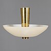 Paavo tynell, a mid-20th century '9053' ceiling light for idman.