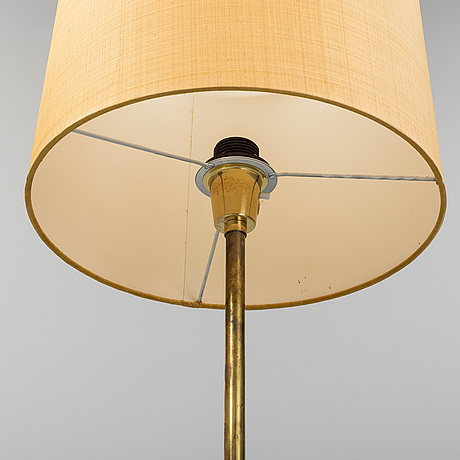 A pair of fagerhults floor lights, second half of the 20th century.