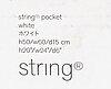 """Nils och kajsa strinning, hyllsystem, """"string"""", 2000-tal."""
