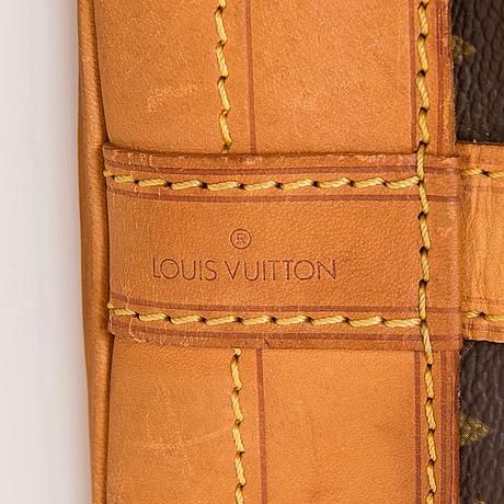 Louis vuitton, monogram canvas noe bag.
