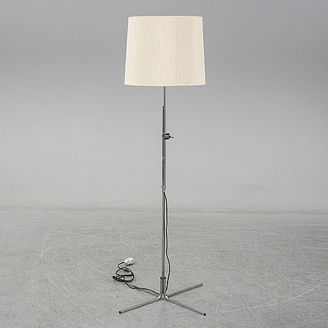 Hans eichenberger, a floor lamp for liliux, late 20th century.