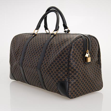 CÉline, macadam duffel bag.