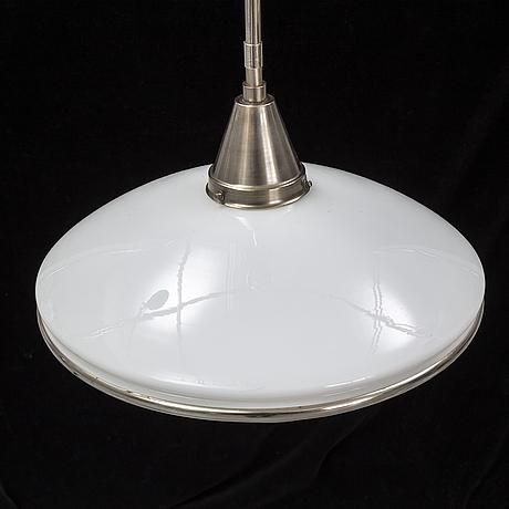 Otto mÜller, a 'sistrah' glass ceiling light, megaphos.