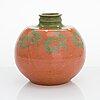 Alfred william finch, a vase around 1900 by iris finland.