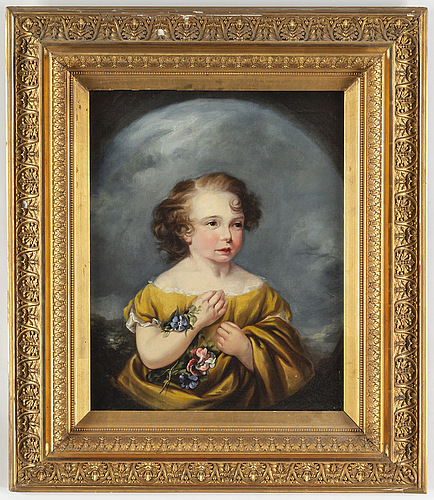 Unknown artist, probably england, 19th century.