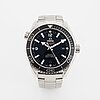 Omega, planet ocean 600m co-axial, wristwatch, 45.5 mm.