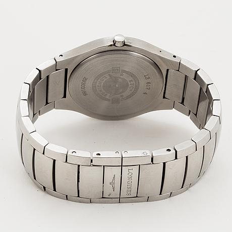 Longines, wristwatch, 36 mm.