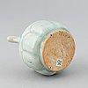 A pale celadon glazed ewer, song/yuan dyansty.