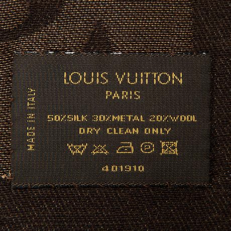 Louis vuitton, scarf.