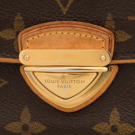 Louis vuitton, a monogram canvas long wallet.