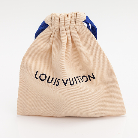 """Louis vuitton, a """"blooming supple"""" necklace. marked louis vuitton paris, made in italy."""