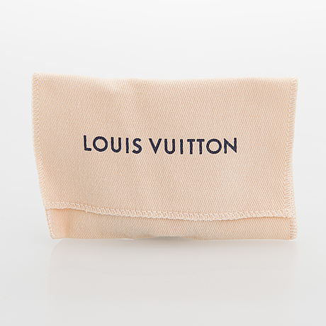 "Louis vuitton, a ""nano monogram"" bracelet. marked louis vuitton paris, made in spain."