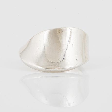 Georg jensen, ring, sterlingsilver. nr 148.