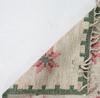"Matta, rölakan, 1940/1950-tal, sign ""aw"", 245 x 160."