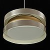 Lisa johansson-pape, a ceiling lamp for orno, second half of the 20th century.