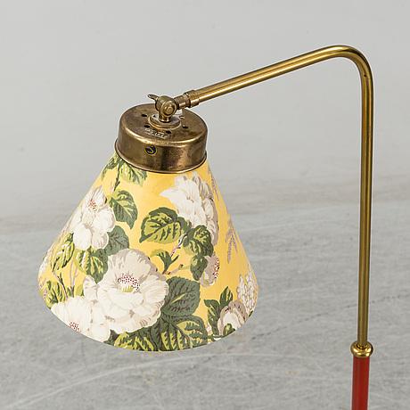 Josef frank, a '1842' floor lamp, firma svenskt tenn.