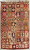 A rug semi-antique north africa, ca 275 x 185 cm.