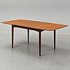 Matbord, 1900-talets andra hälft.