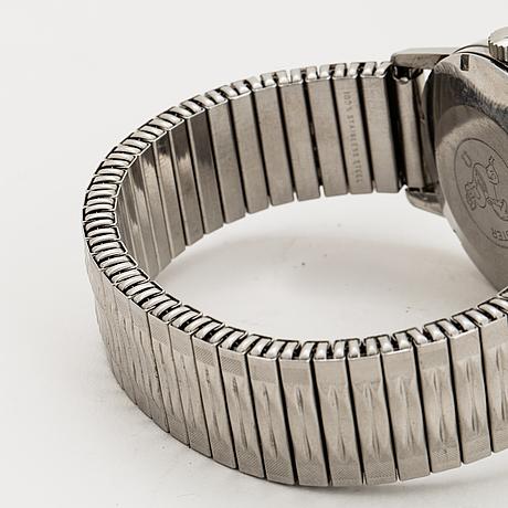 Omega, seamaster 30, wristwatch, 35 mm.