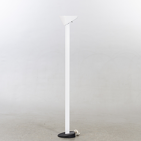 A up-light floor lamp bruno geccmelin olice italy.