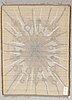 Ingrid jagarz, rug, marks rya, 1960s. ca 200x150 cm.
