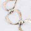 Alton, necklace, bracelet, earrings, silver.