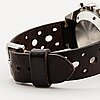 "Omega, speedmaster, chronograph, ""transitional"", wristwatch, 42 mm."
