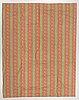 A textile, missoni, ca 239 x 189 cm.