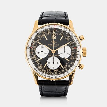 13. Breitling, Navitimer, chronograph.