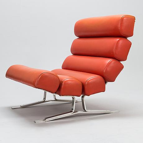 William plunkett, a 'kingston chair' presumably late 1960's.