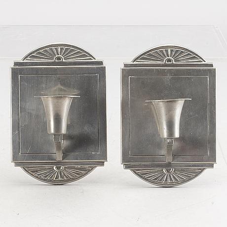"""VÄgglampetter, swedish grace, """"ystad tenn """"1932."""