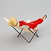 A bild-lilli doll, germany 1955-1964.