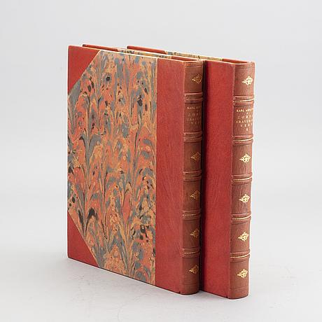 Karl asplund, zorns graverade verk. beskrivande katalog. i-ii. stockholm (a.-b. bukowskis konsthandel) 1920-21.