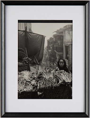 PÅl nils nilsson, a pair of gelatin silver prints, signed verso.