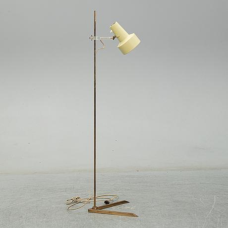 Golvlampa, 1900-talets andra hälft.