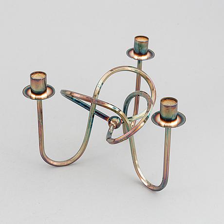 Josef frank, a 'friendship knot' candlelabra, for firma svenskt tenn.
