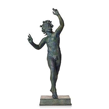 """578. """"Den dansande Faunen från Pompeji""""."""