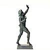 """the dancing faun of pompeii""."