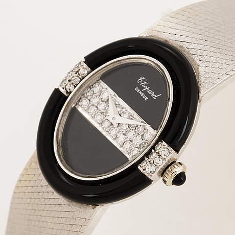 Chopard, wristwatch, 21 x 27 mm.